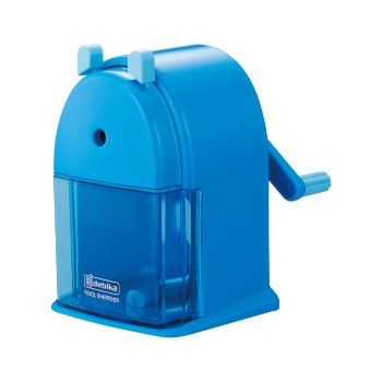 Manual pencil sharpener (DS-07 Blue)